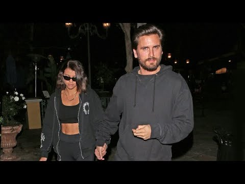 Sofia Richie Asked About Getting Sued By Photo Agency After Romantic Dinner With Scott Disick