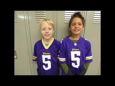 Brandon Valley Intermediate School Homecoming 2018