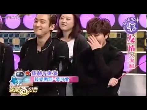 ENGSUB Lee Brothers' aegyo and their punishment