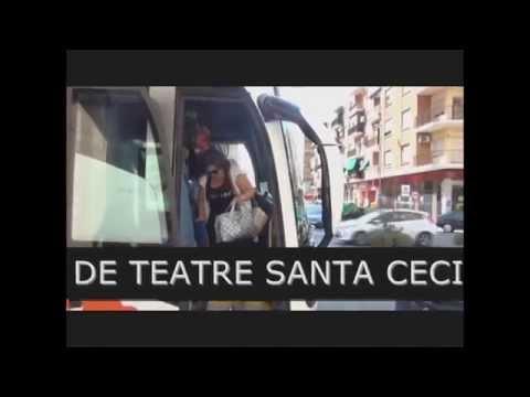 Santa Cecilia Cullera, MAMMA MIA ALZIRA