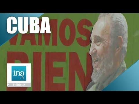 La vie quotidienne à Cuba sous Fidel Castro | Archive INA