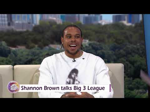 The Tea with Mutha Knows - Shannon Brown Speaks On Monica Divorce