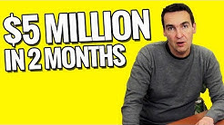 How to Make $5 Million in 2 Months With No Money - The Billion Dollar Secret