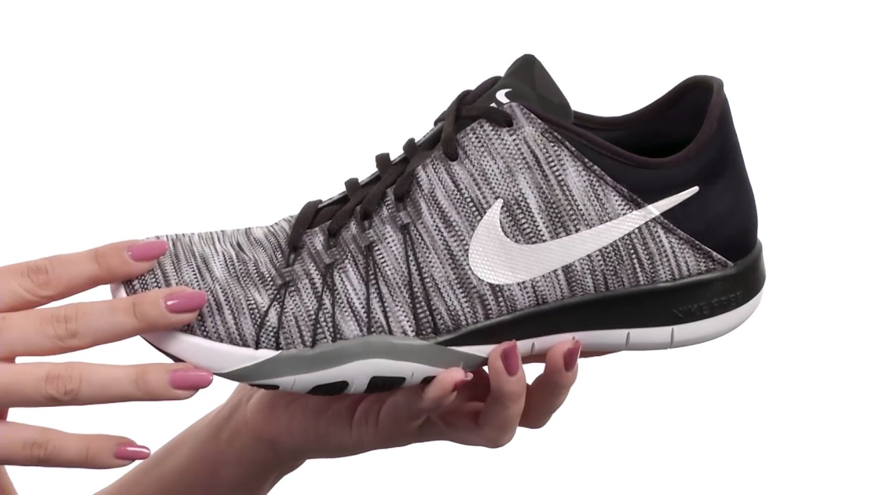 10c1bce34849 Nike Free TR 6 AMP Training Shoe SKU 8846148 - YouTube
