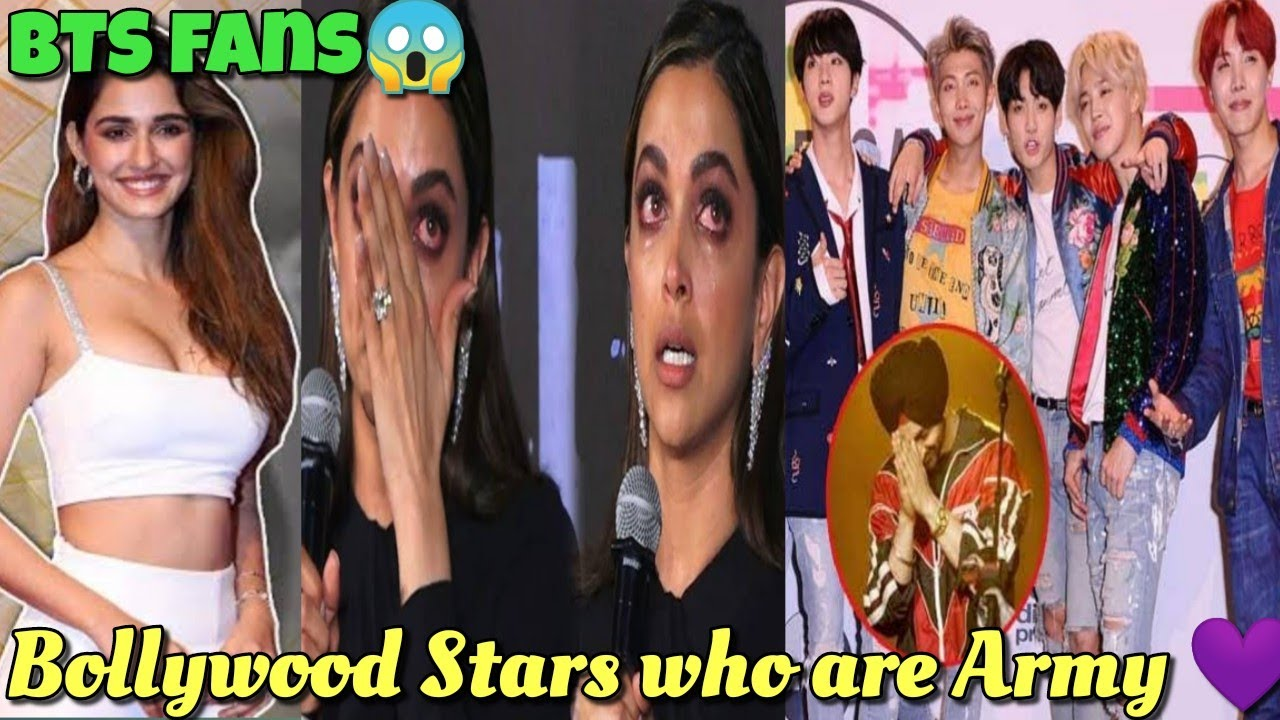 Download Bollywood Stars Who Are BTS Army | BTown Celebs Obsessed With BTS | Cinewood Hub