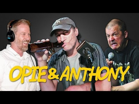 Classic Opie & Anthony: Dane Cook, Bill Burr & Bob Kelly (11