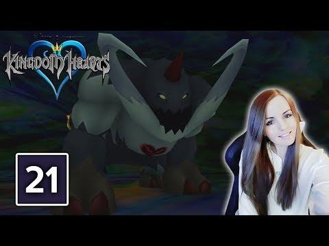 BEHEMOTH BOSS FIGHT | Kingdom Hearts 1.5 PS4 HD Remix Gameplay Walkthrough Part 21