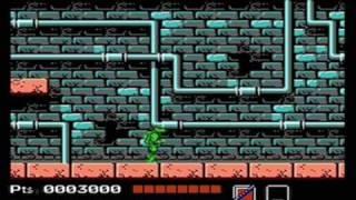 Teenage Mutant Ninja Turtles Review  (Nes/Wii)