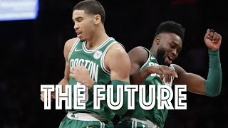 With the 3rd Pick in the NBA Draft... (Jayson Tatum/Jaylen Brown Mix)