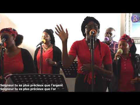 Meistad Aubervilliers - Culte de Louange et d'Adoration du 15 Septembre 2019