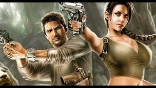 Tomb Raider VS Uncharted Battle For Best Adventure Game Of All Time