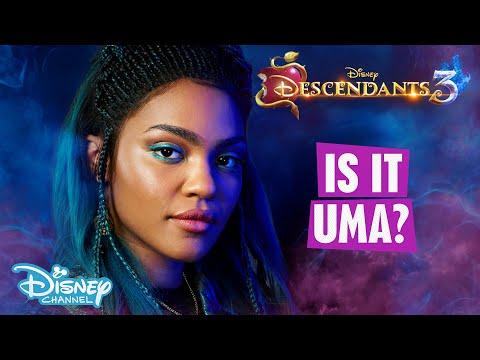 Descendants 3 | Uma is BACK! | Disney Channel UK