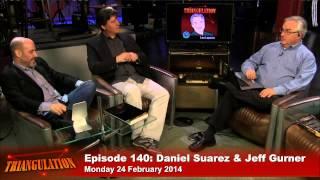 Daniel Suarez and Jeff Gurner on TWIT.tv
