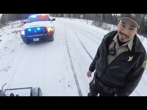 Encounters with Cool Cops