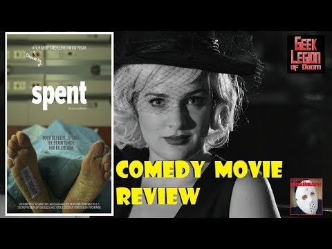 SPENT ( 2017 Connie Lamothe ) Dark Comedy Movie Review