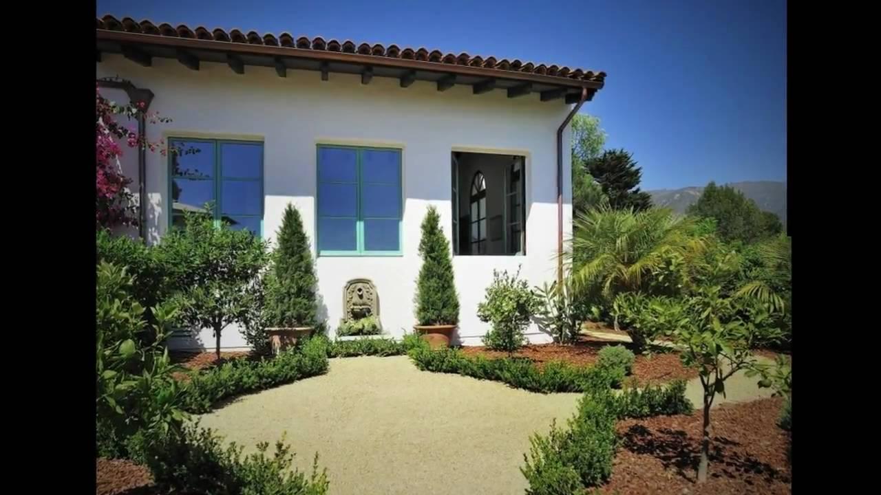 Santa Barbara Home For Sale El Rancho 2 595 000 Youtube