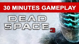 Dead Space 3 Walkthrough Part 1 - Xbox 360 Gameplay