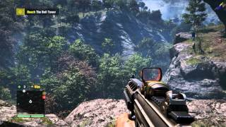 Far Cry 4 PC GTX 960