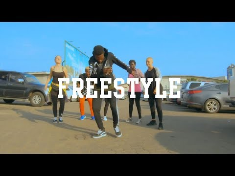 DANCERS  of *Ghana* FREESTYLE