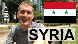 How to travel to Syria?