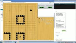 Часть 1(1). Правила игры Го и фундаментальные принципы.