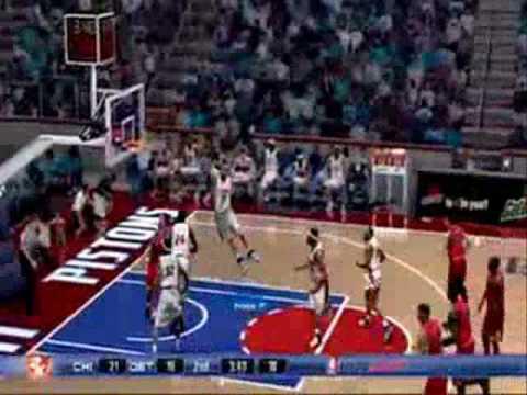 NBA 2K History