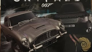 Scalextric limited edition skyfall 007 set . Looking At Toys