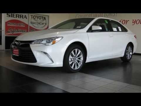 Awesome 2017 Toyota Camry XLE V6 In Lancaster, CA 93534. Sierra Toyota