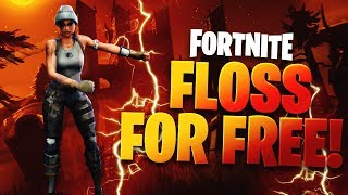HOW TO : GET FLOSS AND BLACK SHIELD FOR FREE ! ( TUTORIAL ) [ Fortnite Ücretsiz Floss Alma ]