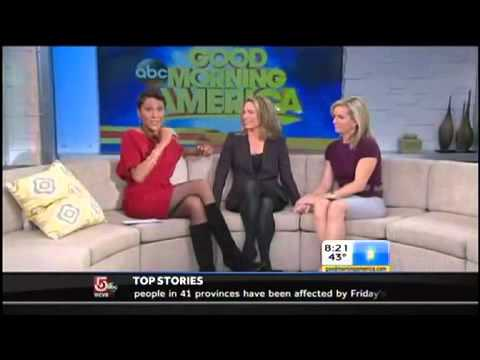 Amy Robach Discloses Breast Cancer Diagnosis on Good Morning America