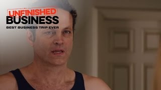 Vince Vaughn's Best Moments: Unfinished Business | 20th Century FOX