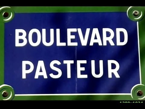Boulevard  Pasteur Paris Arrondissement  15e