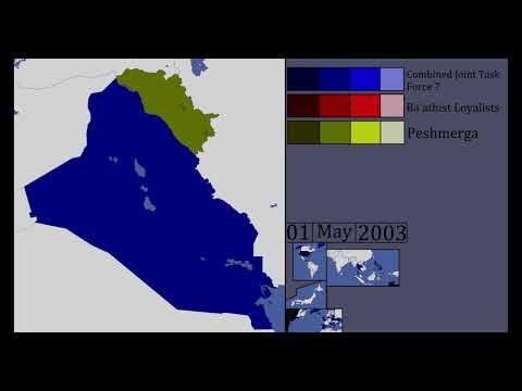 Iraq War - Every Day/Week (2003-11)