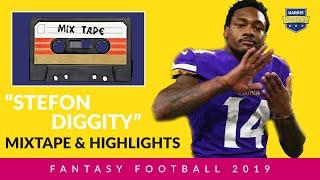 """Stefon Diggity"" - Harris Football Listener Mixtapes"
