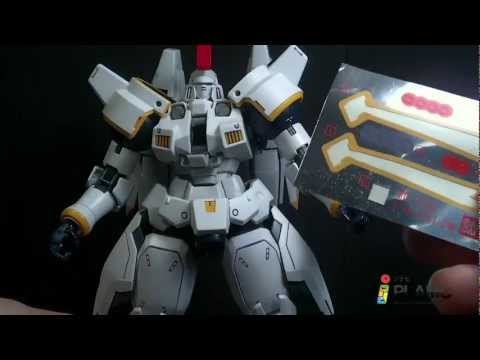 1/100 MG Tallgeese Review