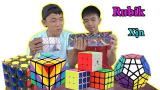 Rubik Hàng Hiệu Bán Trước Cổng Trường Xịn Sò Đến Mức Nào??    Anh Công Nguyên