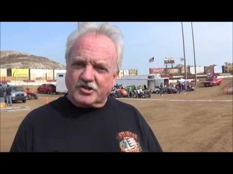 Sprint Car Mechanics  Dennis Stewart Explains Sprint Car Set Up