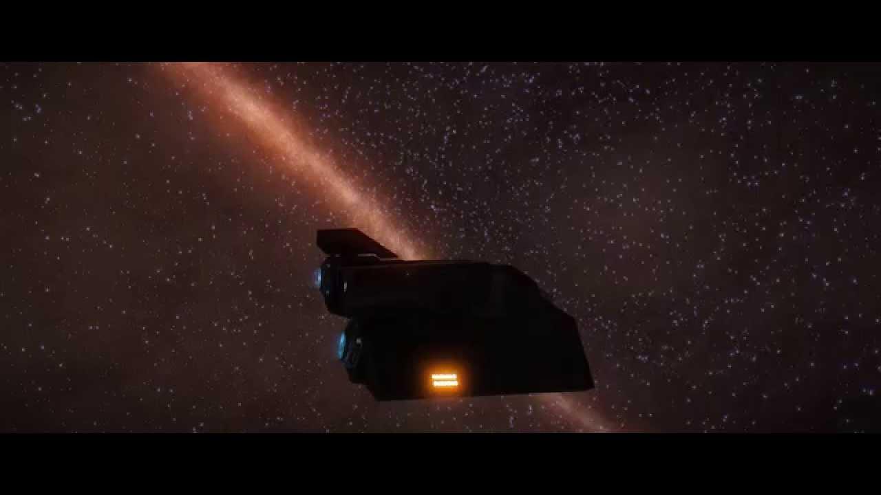 Elite Dangerous: Stellar Mass Black Hole Flyby - YouTube