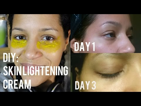 Lighten Black Skin Naturally
