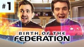 Star Trek: Birth of the Federation #1 - Viva La Mars