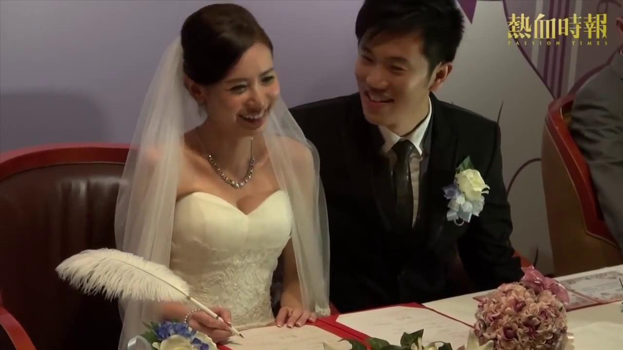 鄭松泰伉儷   新聞女郎 - YouTube
