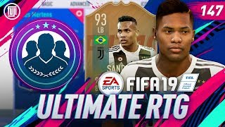 FLASHBACK ALEX SANDRO!!! ULTIMATE RTG - #147 - FIFA 19 Ultimate Team