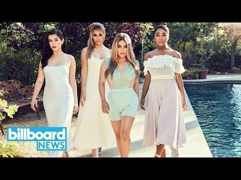 Fifth Harmony Cover Shoot Interview Highlights | Billboard News