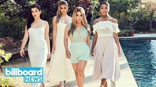 Fifth Harmony Cover Shoot Interview Highlights   Billboard News