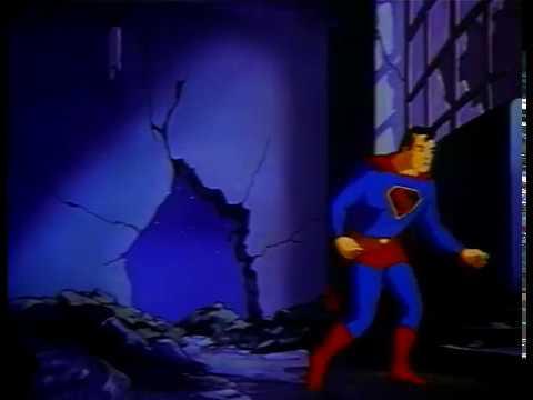 Superman The Magnetic Telescope 1942 cartoon