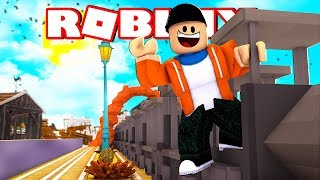 ESCAPING THE WILD WEST OBBY!   Roblox Gameplay