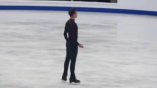 European Championships 2018 Moscow, Jorik Hendrickx, LP, practice
