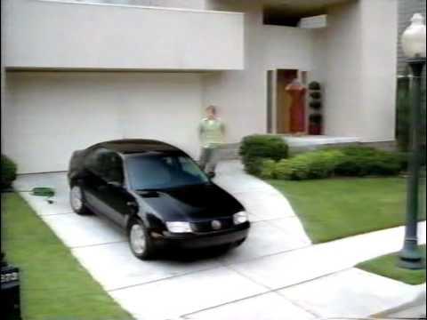 VW Jetta commercial - 2002