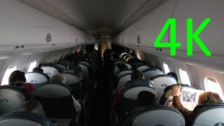 (4K) Delta 5695: E170 from AUS to LAX (Austin to Los Angeles)--Plane Trip Video
