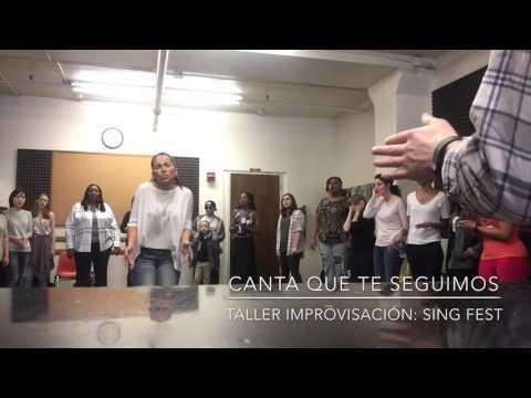 Ana Isabelle en Sing Fest by Marlon Saunders
